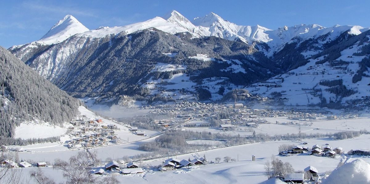 Matrei in Osttirol im Winter